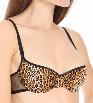 Cosabella Queen Of Spades The Judi Demi Cup Bra