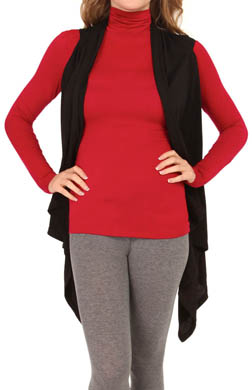 Cuddl Duds Second Layer Smart Wrap Up 5 Way Wear