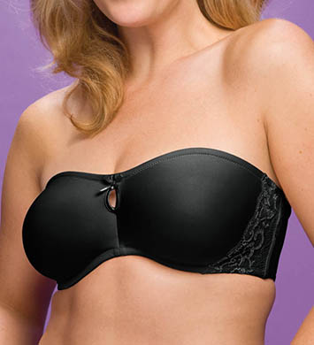 Curvation Stay-Up Strapless Underwire Bra
