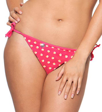 Curvy Kate Seashell Tie Side Swim Brief Swim Bottom