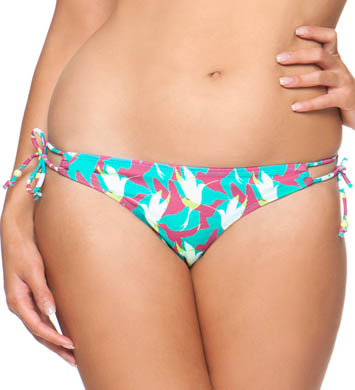 Curvy Kate Birds of Paradise Mini Swim Brief Swim Bottom