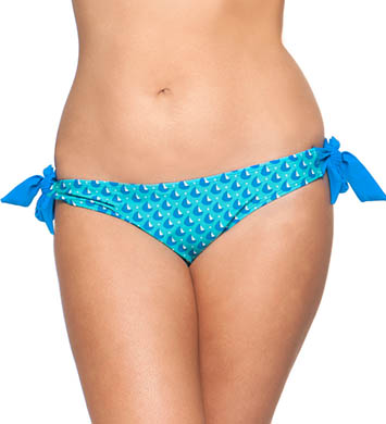 Curvy Kate Marina Tie Side Brief