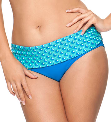 Curvy Kate Marina Mini Fold Over Brief Swim Bottom