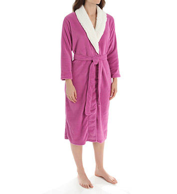 Dearfoams Sherpa Shawl Robe