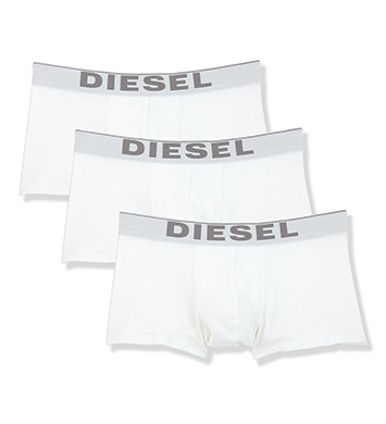 Diesel Kory Three Pack Boxer Short Trunks - 3 Pack