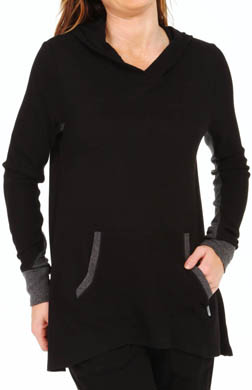 DKNY Leisure Class Long Sleeve Hoodie