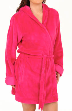 DKNY It's A Wrap Robe With Hood