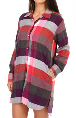 DKNY Winter Magic Long Sleeve Sleepshirt