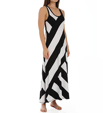 DKNY Boardwalk Maxi Dress