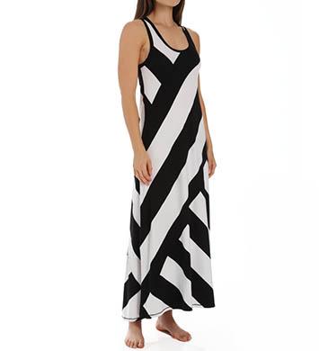 DKNY Boardwalk Maxi Dress