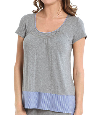 DKNY After Sunset Cap Sleeve Top