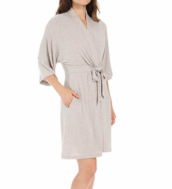 DKNY Seven Easy Pieces 3/4 Sleeve Robe