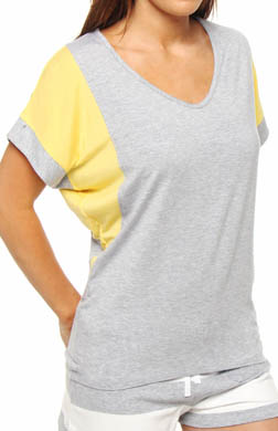 DKNY Sporting Colors Short Sleeve Tee