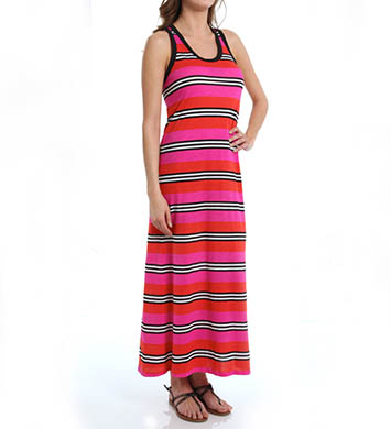 DKNY Poolside Lounging Maxi Dress