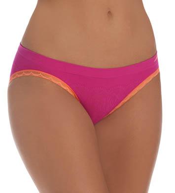 DKNY Fusion Lace Seamless Bikini Panty