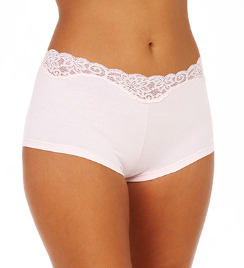 DKNY Classic Beauty Cotton Boyshort Panty
