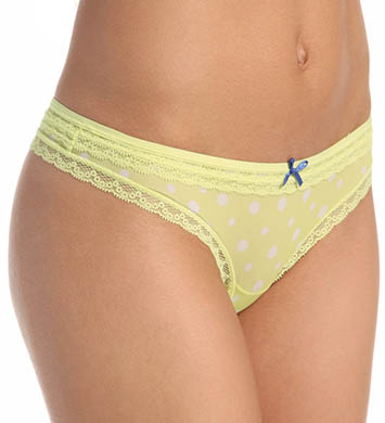 DKNY Thrill Seekers Table Thong
