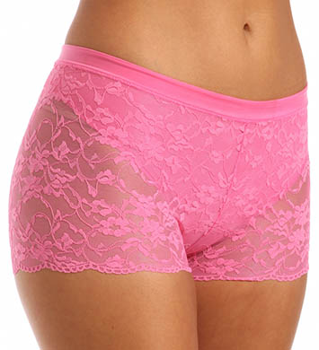 DKNY Signature Skin Comfort Lace Boyshort Panty