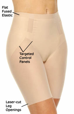 DKNY Fusion Light Thigh Slimmer