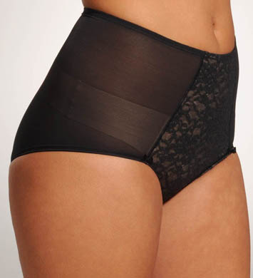 DKNY Underslimmers Signature Lace Brief Panty
