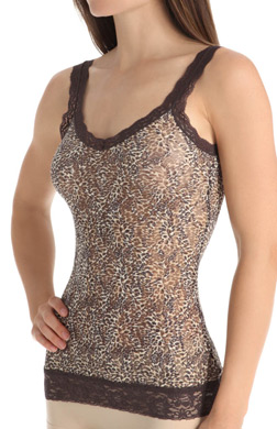 DKNY Signature Lace Camisole Tank Top
