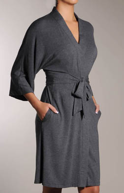 DKNY Seven Easy Pieces 3/4 Sleeve Robe