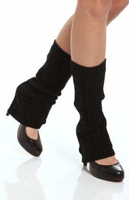 DKNY Hosiery Cable Boot Topper