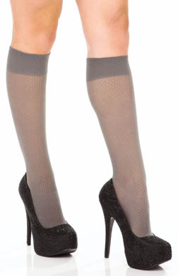 DKNY Hosiery Knee Socks Mini Diamond