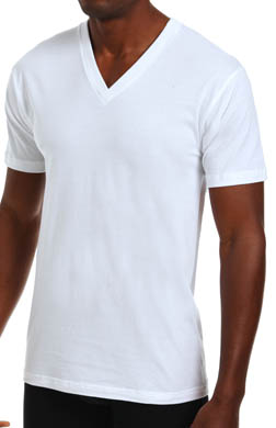 Dockers V-Neck T-Shirts - 3 Pack