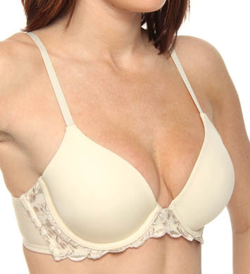 Donna Karan Incognita Embroidered Frame T-Shirt Bra
