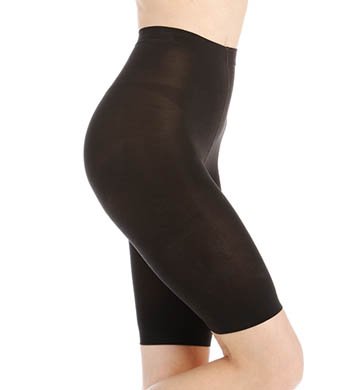 Donna Karan Hosiery New Basic Mid-Thigh Shapewear with Rear Zone