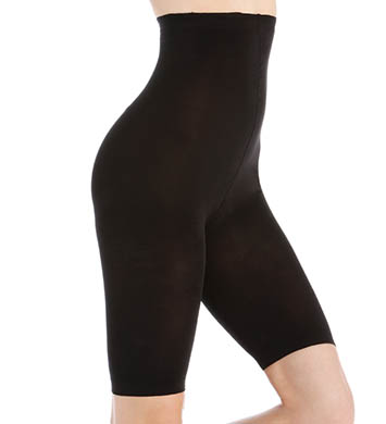 Donna Karan Hosiery New Basic High Waist Mid-Thigh Shaper w/ Rear Zone