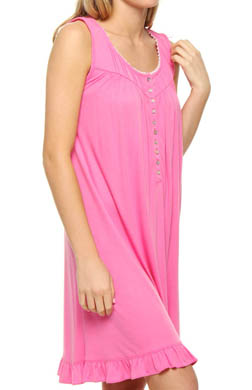 Eileen West Radiant Spirit Sleeveless Short Nightgown
