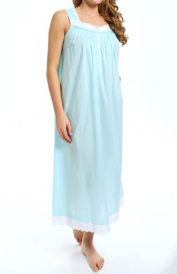 Eileen West Sparkling Sea Sleeveless Ballet Nightgown