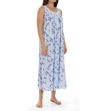 Eileen West Vine Ballet Sleeveless Nightgown