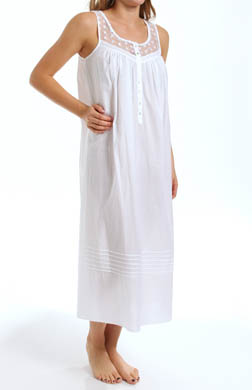 Eileen West Dolce Vita Sleeveless Ballet Nightgown