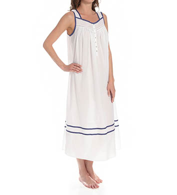 Eileen West Azure Ballet Nightgown