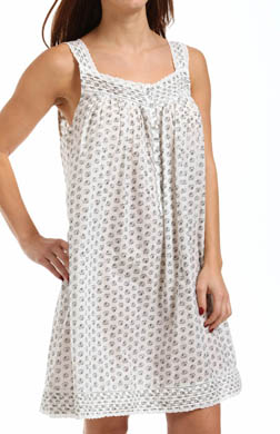 Eileen West Delightful Day Short Nightgown