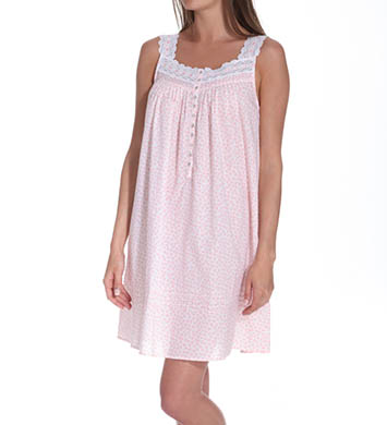Eileen West Windswept Romance Sleeveless Short Nightgown