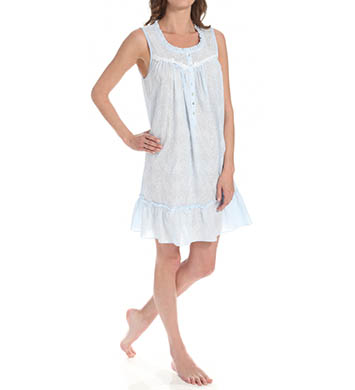 Eileen West Afterglow Short Nightgown
