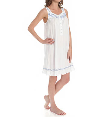 Eileen West Meadow Short Nightgown
