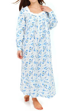 Eileen West Bella Fresca Long Sleeve Ballet Nightgown