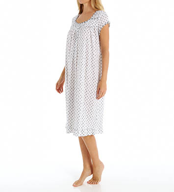 Eileen West Aster Waltz Cap Sleeve Nightgown