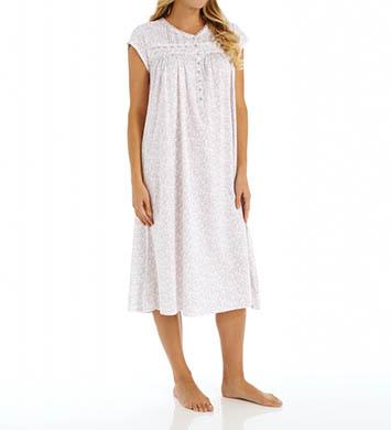 Eileen West Dandelion Ballet Cap Sleeve Jersey Gown