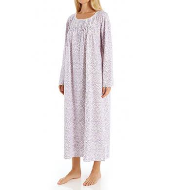 Eileen West Plum Ballet Long Nightgown