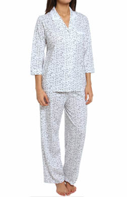 Eileen West Perfect Verse PJ Set