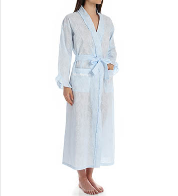 Eileen West Afterglow Ballet Wrap Robe