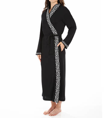 Eileen West Lily Ballet Wrap Modal Robe