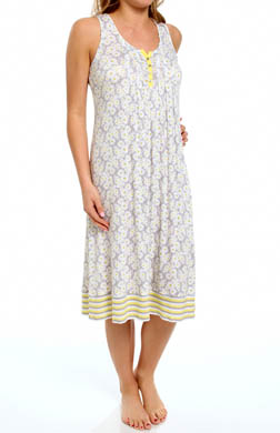 Ellen Tracy Sunshine Sleeveless Ballet Gown