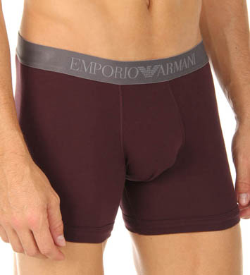 Emporio Armani Basic Stretch Cotton Boxer Brief
